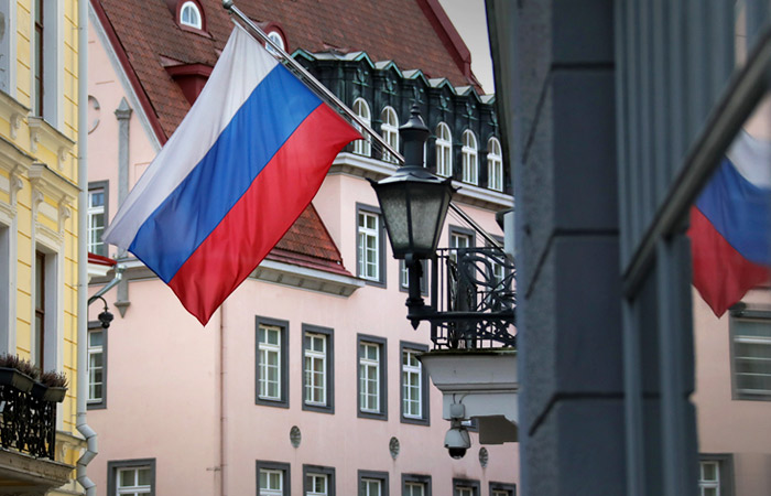 Страны Балтии вышлют в общей сложности четырех российских дипломатов