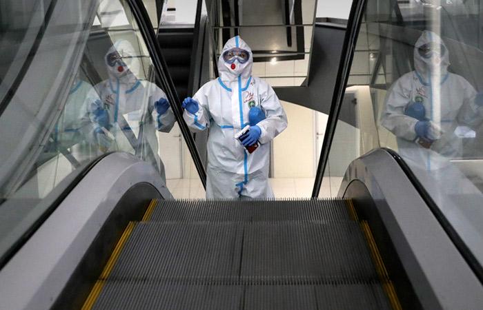 В России за сутки выявлено 8,8 тыс. случаев заражения коронавирусом