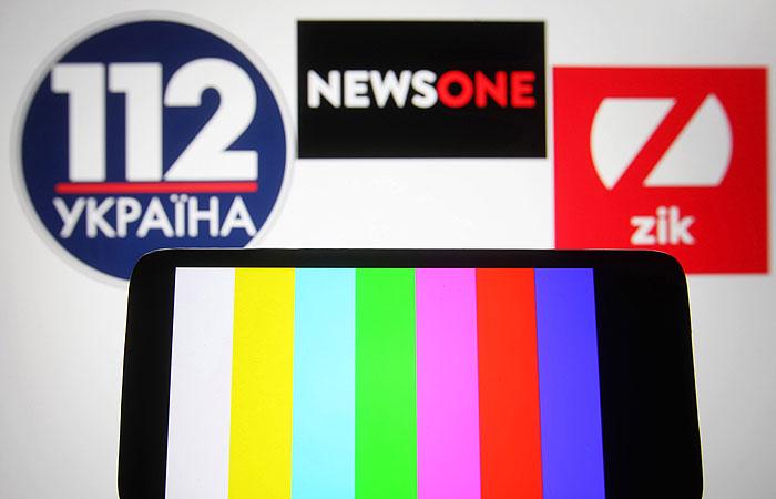 "YouTube заблокировал каналы ZIk, ""112 Украина"" и NewsOne"