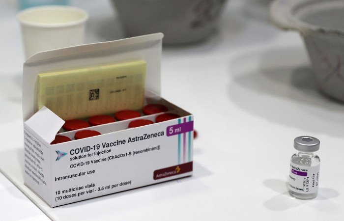 США направят 60 миллионов доз вакцины AstraZeneca в другие страны