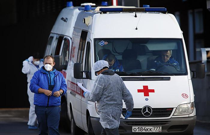 Впервые с сентября в РФ за сутки выявили менее 8 тыс. случаев COVID-19