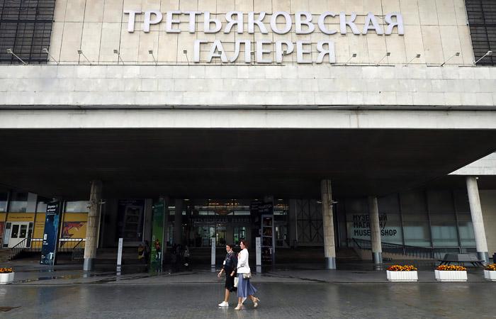 Реконструкцию Новой Третьяковки тормозит отсутствие денег