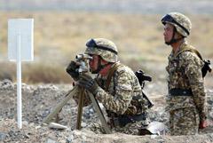 Киргизские силовики захватили погранзаставу Таджикистана
