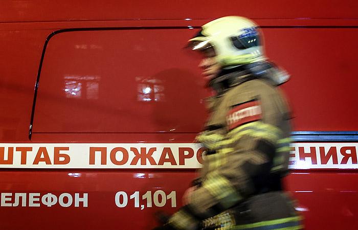 Два человека погибли при пожаре в гостинице на юго-востоке Москвы