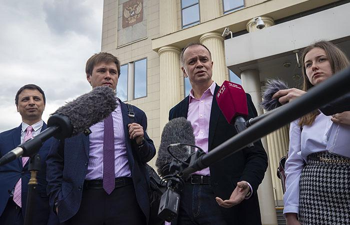 Адвокату Ивану Павлову вменили разглашение тайны следствия