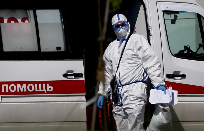 В России выявили еще 8 731 случай заражения коронавирусом