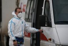 В России выявили еще 8,7 тыс. случаев заражения коронавирусом