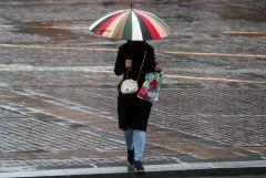 В Москве выпадет до 40% месячной нормы осадков