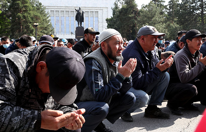 Жертвами конфликта с Таджикистаном стали 36 жителей Киргизии