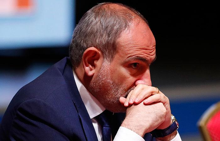 Парламент Армении не избрал Пашиняна на пост премьера