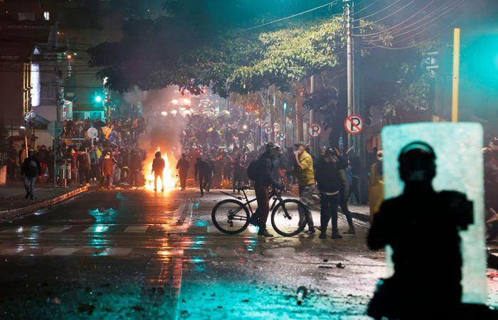 В Колумбии 19 человек погибли в ходе протестов против налоговой реформы