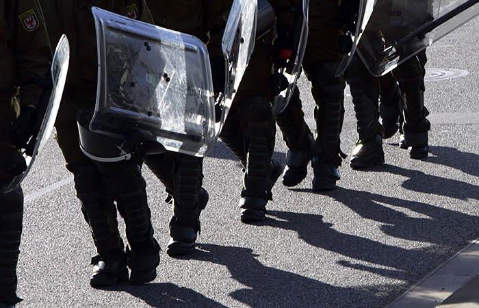 В Европе прошли полицейские рейды против итальянской мафии