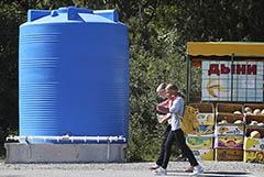 Хуснуллин счел, что РФ без помощи Украины решит водный кризис в Крыму