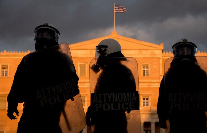 В Греции начались забастовки против изменений в трудовое законодательство