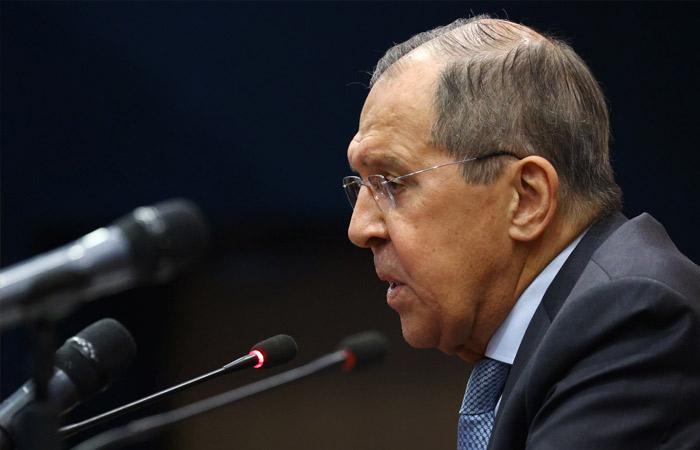 """Лавров заявил, что ЕС обуревает """"мания полной безнаказанности"""""""