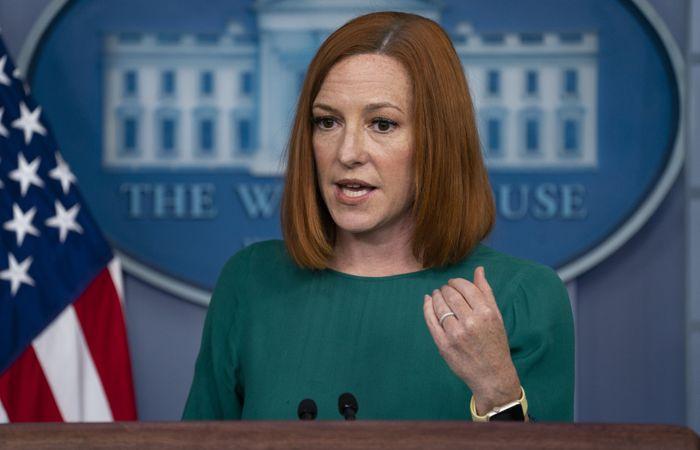 Псаки заявила, что США не хотят новых санкций против России