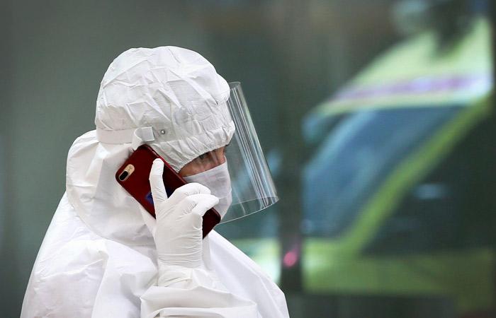 В России за сутки зарегистрировано 8,3 тыс. новых случаев коронавируса