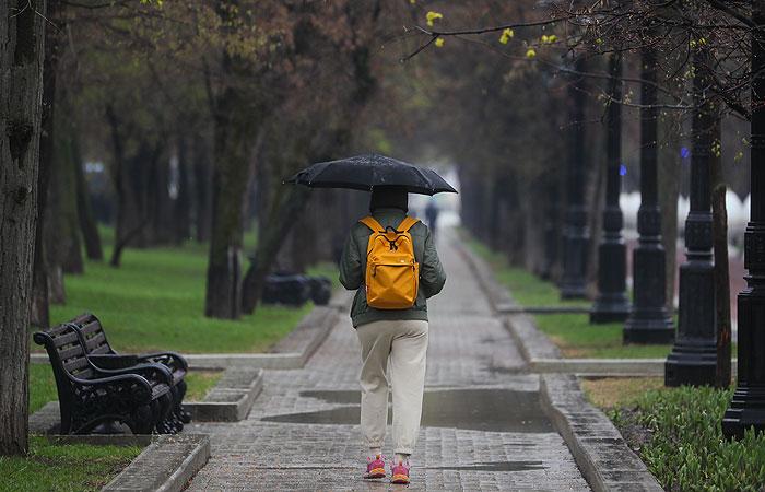 На Москву обрушилось почти 60% месячной нормы осадков