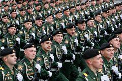 Парад Победы завершился в Москве