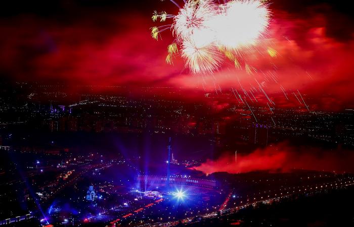 В День Победы салют в Москве дадут из 16 точек