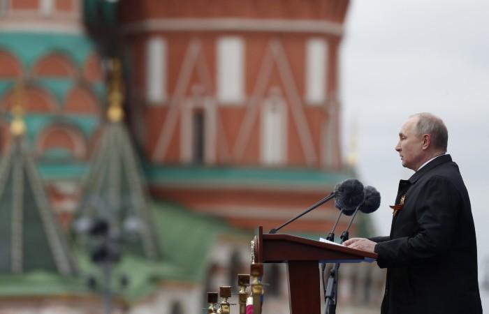 Путин назвал ситуацию с COVID-19 в России стабильной