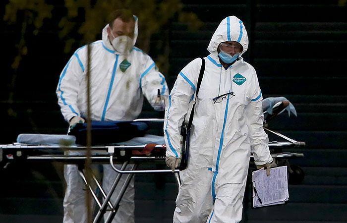 В России за сутки заражение коронавирусом выявили еще у 8 115 человек