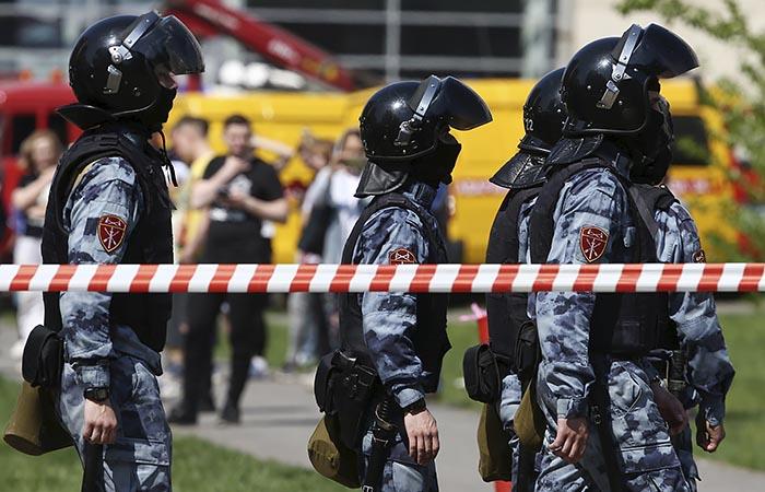 Мэрия Казани сообщила о восьми погибших при нападении на школу