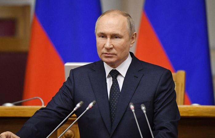 Путин поручил Росгвардии изменить нормы закона о гражданском оружии