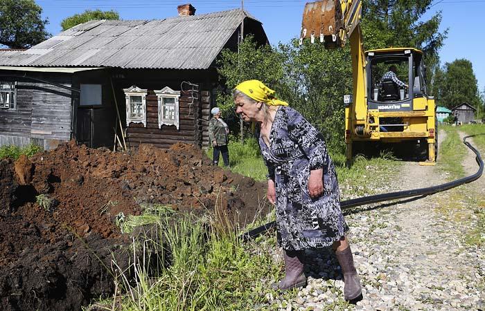 Бесплатная догазификация охватит около 2 млн российских домохозяйств