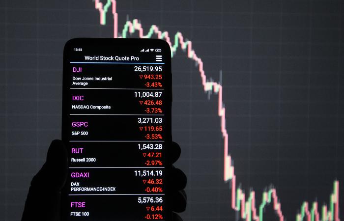 Индекс Dow Jones пережил худший день с февраля