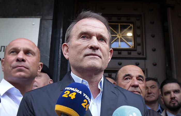Медведчук счел предъявленные обвинения необоснованными и политическими