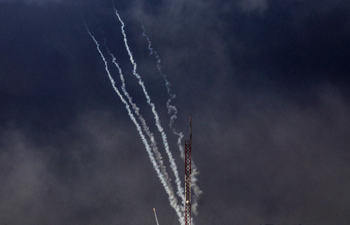 Более тысячи снарядов выпущены с начала недели по Израилю из сектора Газа