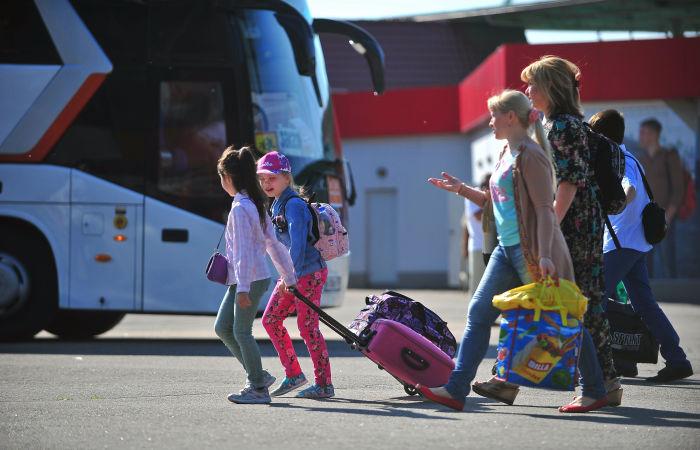 Поездка в детский лагерь по программе кешбэка будет возможна до 15 сентября