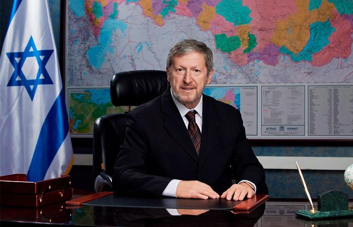 Посол Израиля в РФ: мы ведем диалог с Москвой в связи с обострением ситуации на палестинских территориях