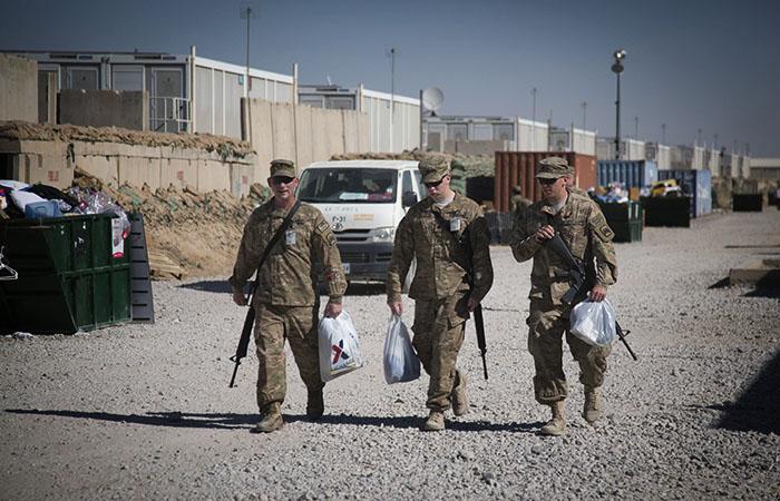 Войска США покинули вторую по величине базу в Афганистане