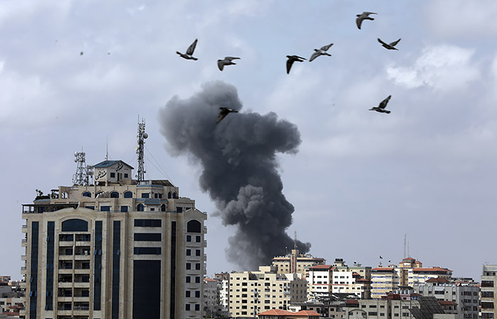 Более 100 палестинцев погибли из-за обострения конфликта с Израилем