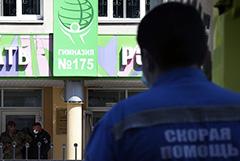Еще один ребенок госпитализирован после стрельбы в казанской школе