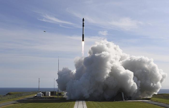 Запуск американской ракеты Electron окончился неудачей