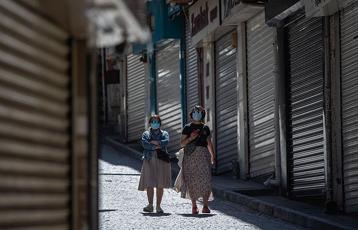 Турция ослабит коронавирусные ограничения