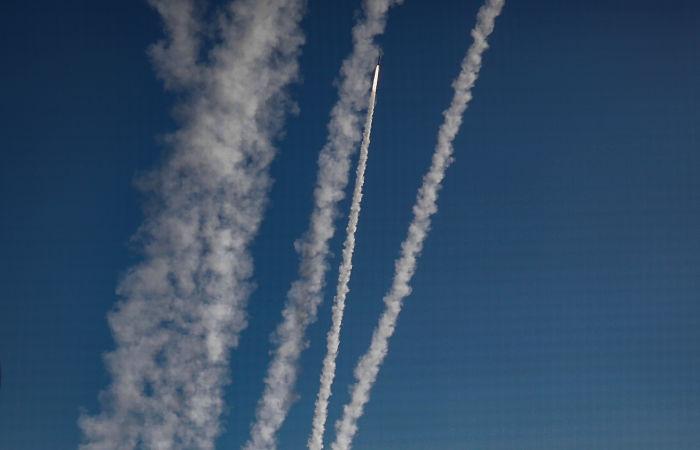 Военно-воздушные силы Израиля нанесли массированные удары по Газе