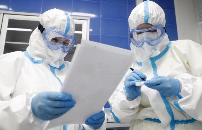 В России выявили более 8,5 тыс. случаев заражения коронавирусом