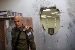 Израильский генерал счел рекордным масштаб обстрелов из сектора Газа