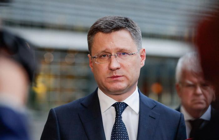Новак заявил, что украинцы переплачивают по 30% стоимости газа из-за политических игр
