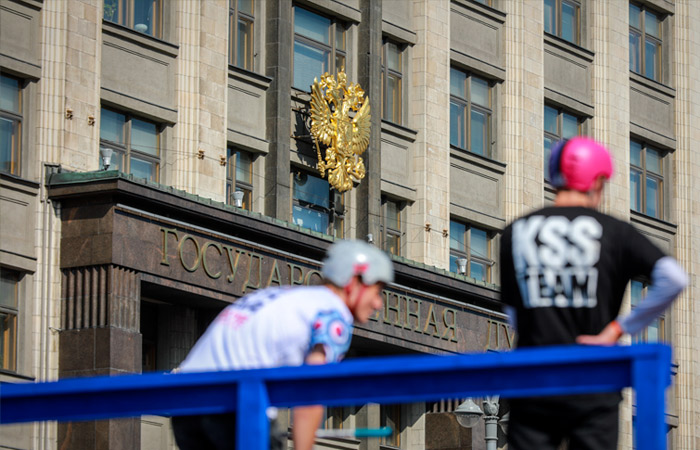 Дума согласилась запретить россиянам поддерживать нежелательные НПО