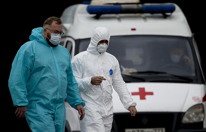 В России за сутки выявлено 8,1 тыс. случаев заражения коронавирусом