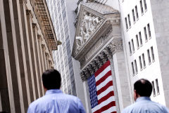 """Фондовый рынок США завершил торги в """"минусе"""" второй день подряд"""
