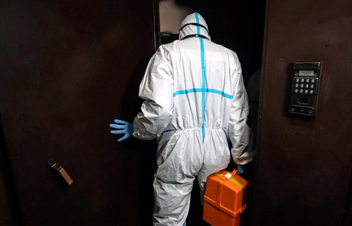 В России коронавирус за сутки обнаружили еще у 7 920 человек