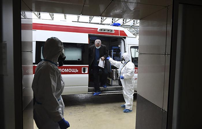 В России за сутки коронавирус выявили еще у 9,2 тыс. человек