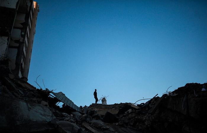 Путин поручил эвакуировать россиян и граждан стран СНГ из сектора Газа