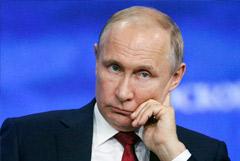 Путин будет лично присутствовать на пленарном заседании ПМЭФ